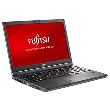 FUJITSU LIFEBOOK E554 HD INTEL Core i3-4000M 4GB 128GB SSD DVD WIN10P + Win7P Load