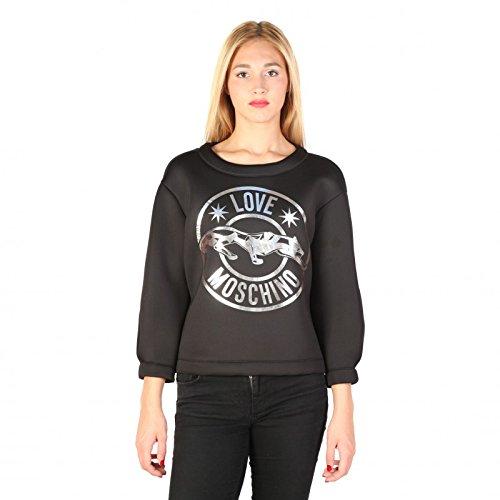 Felpa Maglia Donna Love Moschino Fleece sweatshirt Women
