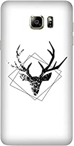 Deer by Angana Printed Back Cover Case For Samsung Galaxy Note 5 N920