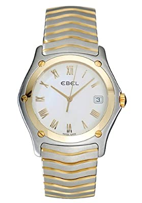 Ebel Classic Wave Men's Quartz Watch 1187F41-0225