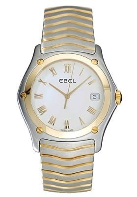 Ebel Classic Wave Men's Quartz Watch 1187F41-0225