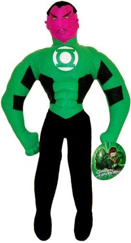 "Green Lantern 18"" Plush Sinestro - 1"