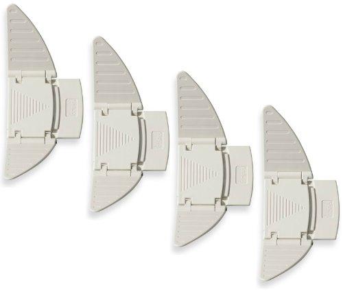 Kidco Sliding Closet Door Lock, 4-Pack (Door Closet Sliding compare prices)
