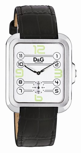 D & G DW0187 Gents Apache Black strap Watch