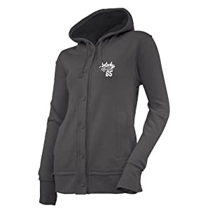 NCAA Kentucky Wildcats Ladies Chunky Cable Hoodie by Ouray Sportswear