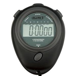Mark 1 Economy Stopwatch (Black)