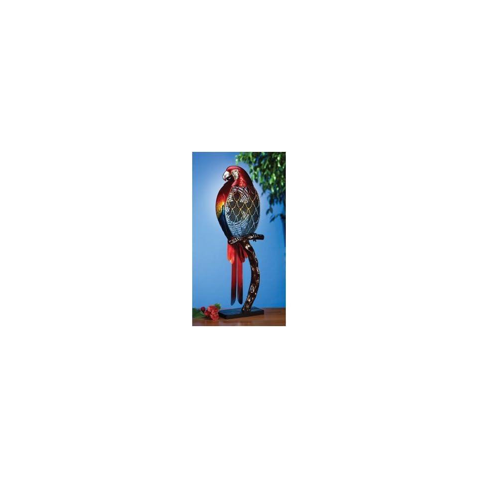 Deco Breeze Parrot Figurine Fan