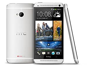 HTC ONE M7 Silver - Factory Unlocked - International Version, 4.7-inch Super LCD 3 ,Quad-core 1.7ghz Fast Shipping