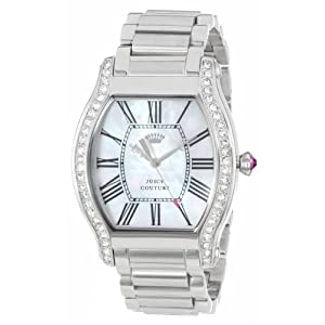 Juicy Couture Women's 1901085 Dalton Stainless Steel Watch