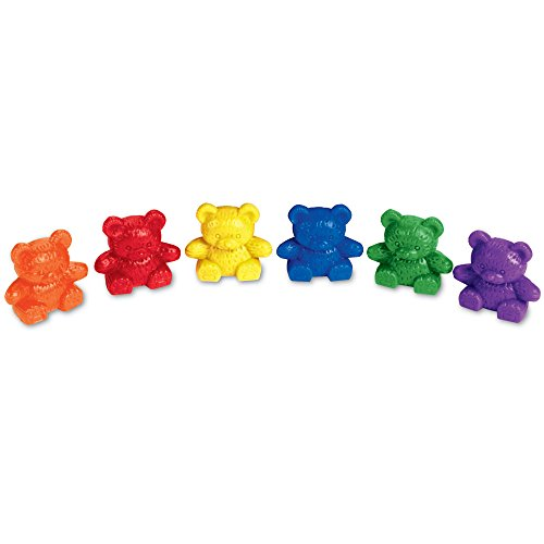Baby Bear Counters (102 ct.) (Bear Family Counters compare prices)