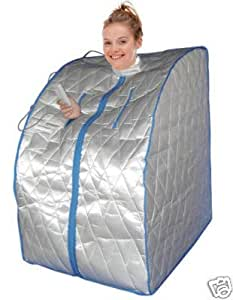 Portable Infrared Sauna / Spa Highest Quality (Large Size) NEW