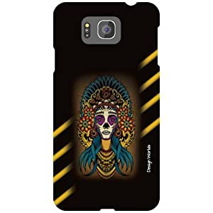 Design Worlds Samsung Galaxy Alpha G850 Back Cover - Artful Designer Case and Covers