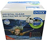 Intex 54601EG Krystal Clear Saltwater System