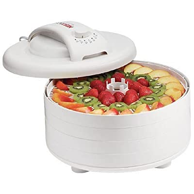 Nesco Fd-60 Snackmaster Express 4-tray Food Dehydrator from Dehydrators