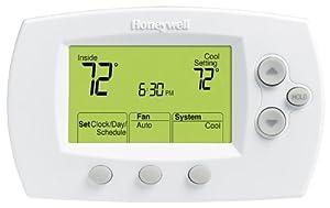 41znxtVGCwL._SX300_ Honeywell Thermostat Th D Wiring Diagram on honeywell thermostat th6220d1028, honeywell thermostat th8320u1008, honeywell thermostat focuspro, honeywell thermostat th6110d1005, honeywell thermostat th6220d, honeywell multistage thermostat, honeywell thermostat heat pump, honeywell thermostat th5220d1003,
