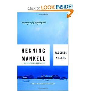 Faceless Killer - Henning Mankell