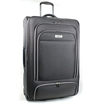 Kenneth Cole Reaction Luggage Shuffle The Deck Bag, Charcoal, Large