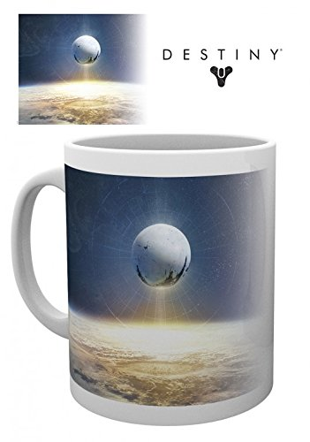 Destiny - Traveller Tazza Da Caffè Mug (9 x 8cm)