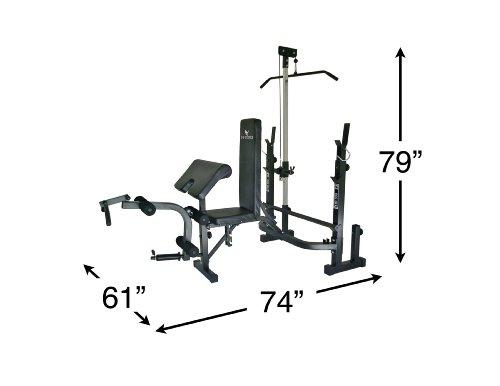 electronic weight lifting machine