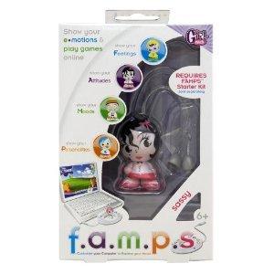 Buy Low Price Mattel F.A.M.P.S Single Figure – Sassy (B002N3R3R0)