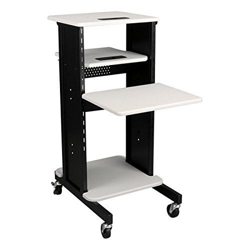 Norwood Commercial Furniture Laptop Caddy Cart