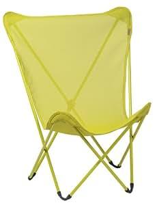 Lafuma maxi pop up folding chair green papageno sports o - Fauteuil pop up lafuma ...