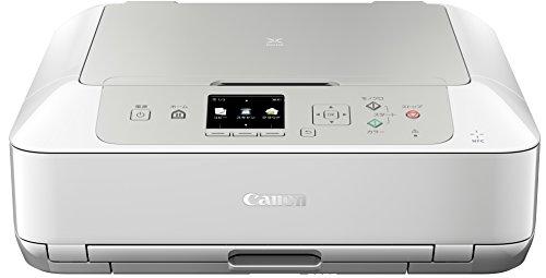 Canon  プリンター インクジェット 複合機 PIXUS MG6930 WH ホワイト