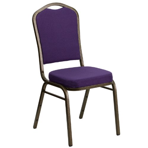 Flash Furniture Hercules Crown Back Stacking Banquet Chair i