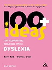 100+ Ideas for Supporting Children with Dyslexia (Continuum One Hundreds)