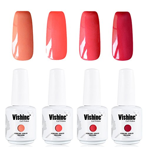 Vishine-Nail-Art-UV-LED-Gel-Polish-Soak-Off-Manicure-Varnish-Gift-Kit-C258
