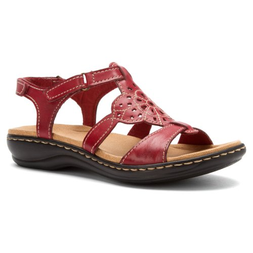 Red Womens Sandals