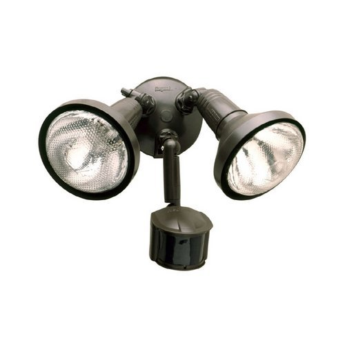 All-Pro Ms185R, 180° Motion Sensor, 300 Watt Par Security Floodlight With Lamp Covers front-1080041