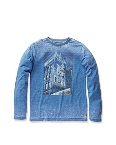 Levi's kids Sweatshirt blau