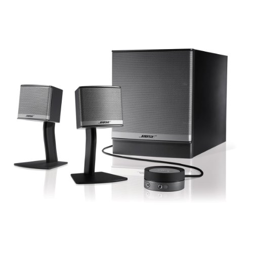 Bose® Companion® 3 Multimedia Speaker System