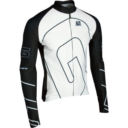 Buy Low Price Giordana Trade Alta-Gamma Long Sleeve Jersey (B005N6CSNI)