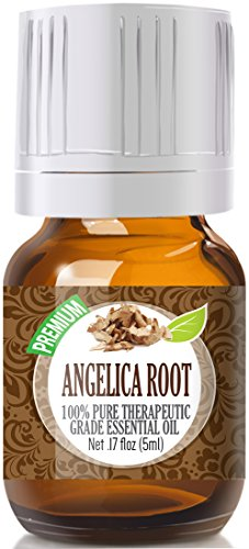 Angelica Root 100% Pure, Best Therapeutic Grade Essential Oil - 5ml