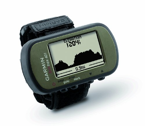 Garmin Foretrex 401 GPS Watch