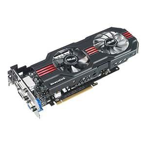 Asus GTX650TI-DC2O-1GD5 Grafikkarte (NVIDIA GTX 650, PCI-e, 1GB GDDR5 Speicher, 2x DVI-D, HDMI)