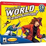Where In The World Is Carmen Sandiego 2007