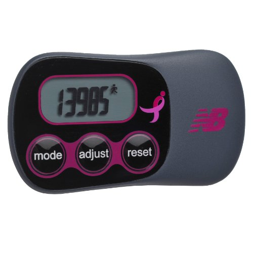 New Balance VIA Slim Komen 3Axis Pedometer New Balance B00H72CLVA