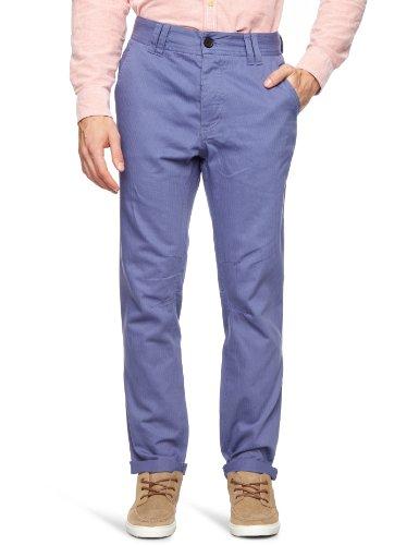 Bellfield MTRS-11218 Slim Men's Trousers Cornflower W30INxL32IN