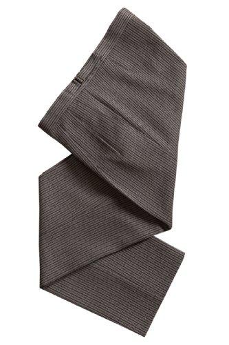 Mens Morning Black & Grey Wedding Stripe Trousers trouser 30 32 34 36 38 40 42 44 46 48 50 52