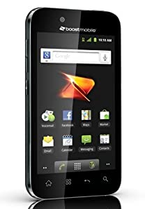 LG Marquee Android Smartphone with Car Charger (Boost Mobile)