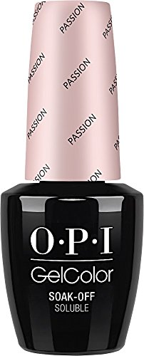 OPI Gelcolor Collection Nail Gel Lacquer, Passion, 0.5 Fluid Ounce (Gel Color By Opi compare prices)