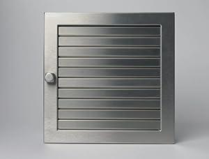 CB Warmluftgitter 45x23, Edelstahl matt  BaumarktKundenbewertung und Beschreibung