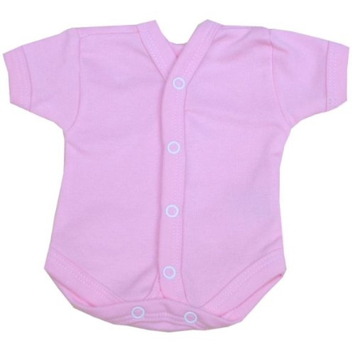 Premature Early Baby Clothes SCBU / Neonatal Bodysuit / Vest 0 -1.5lb, 3.5lb, 5.5lb, 7.5lb Pink