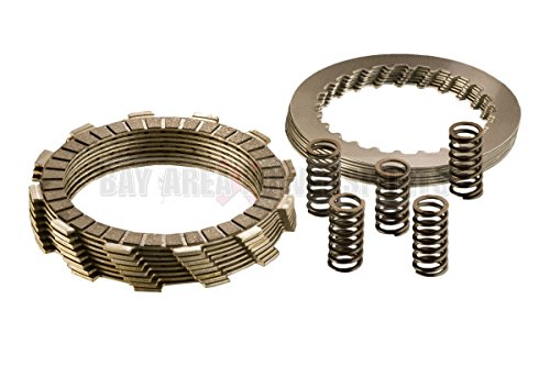 Clutch Kit with Heavy Duty Springs Honda CR 250R 2-Stroke 1994-2007 New (Cr250 Flywheel Weight compare prices)