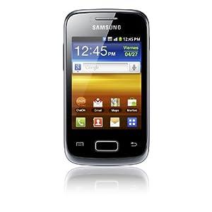 Samsung Galaxy Y Duos S6102 - Smartphone libre Android (pantalla táctil de 3,14