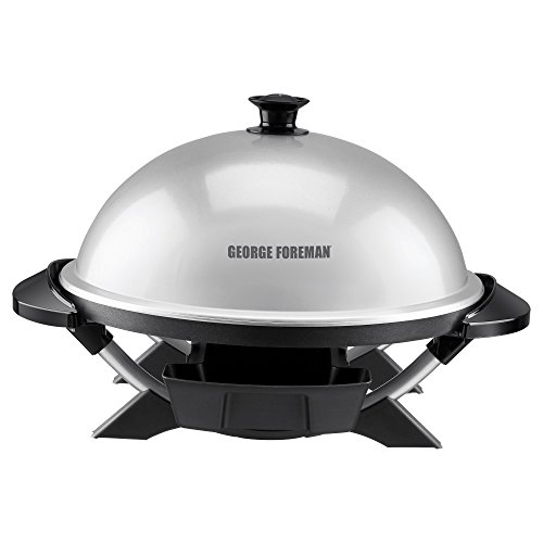 George-Foreman-GFO200S-IndoorOutdoor-Electric-Grill-Silver