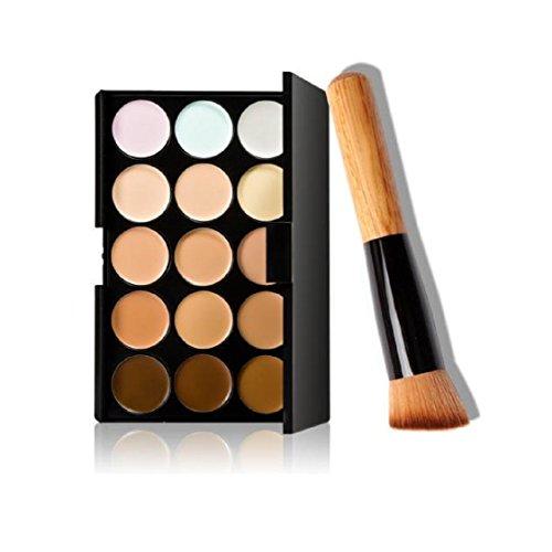 Pinceaux maquillage pas cher les bons plans de micromonde - Palette de pinceaux maquillage pas cher ...